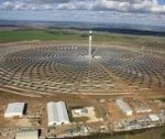 Gemesolar solar thermal power plant, Spain