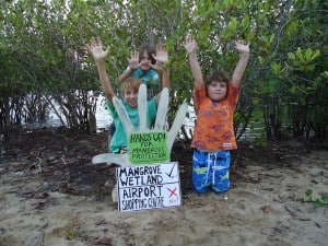 Protect our Airport Mangroves