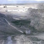 Burton Coal Mine Qld