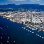 Cairns city