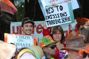Yes To Emissions Trading Scheme