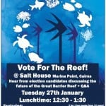 reef hour election poster