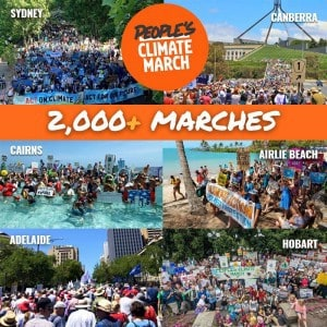 Cairns event featured in national event promotion such as GetUp!'s Facebook