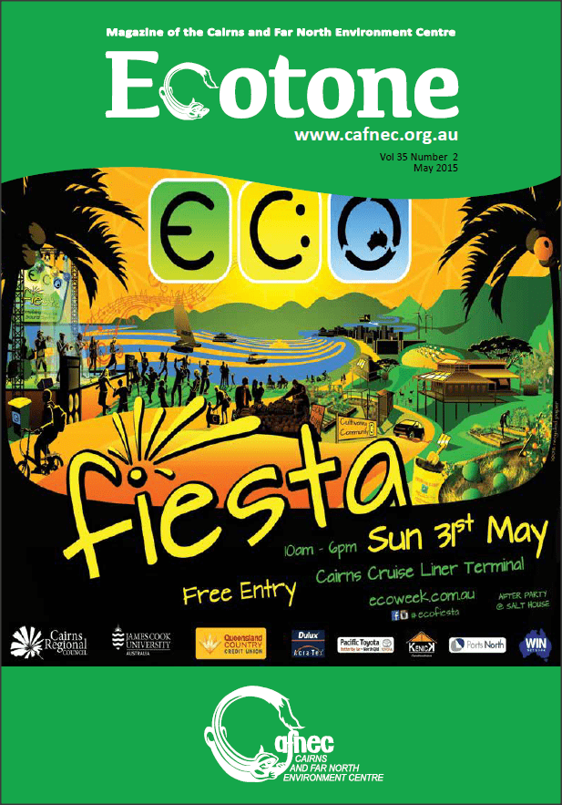 Latest edition of Ecotone available! EcoFiesta special