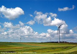 Shangyi Wind Farm