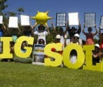 Big Solar Launch, Cairns 2