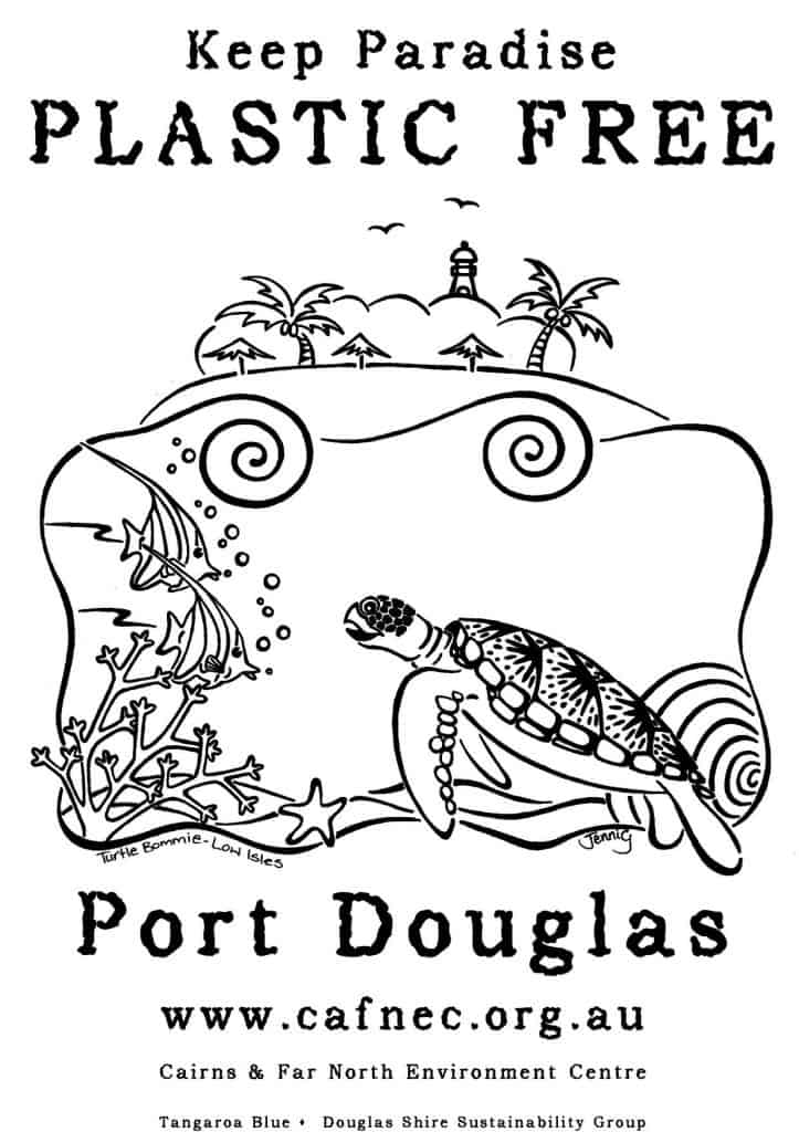 Port Douglas bag design