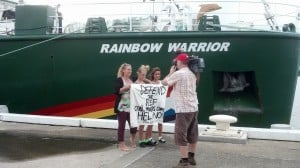 Rainbow warrior 1