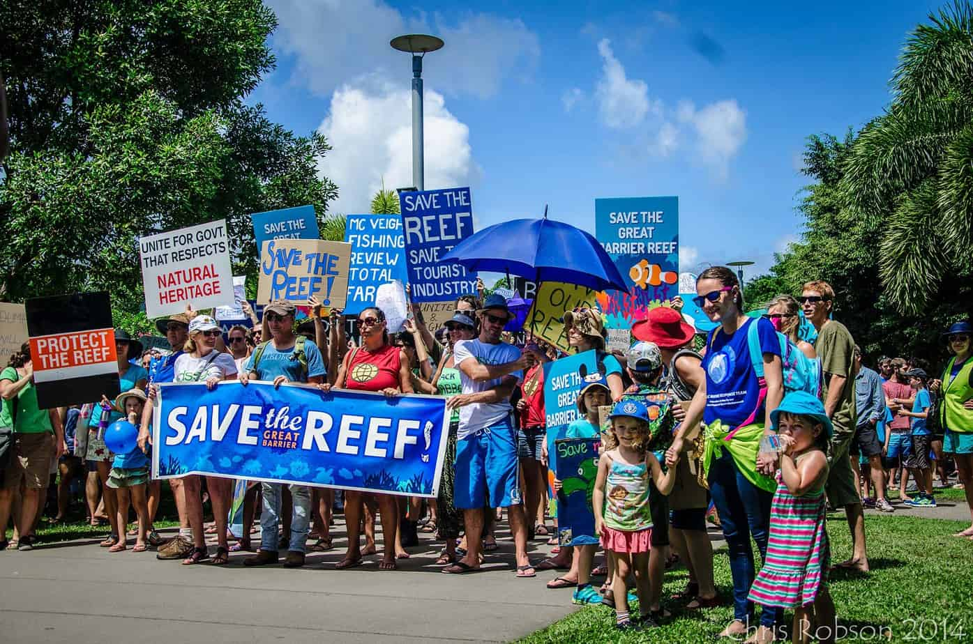 Petition: Save Our Reef – Protect Our Inlet – Community say no to Cairns Port Dredging Proposal