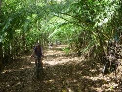 Far North Wilderness Bike Tour 2014