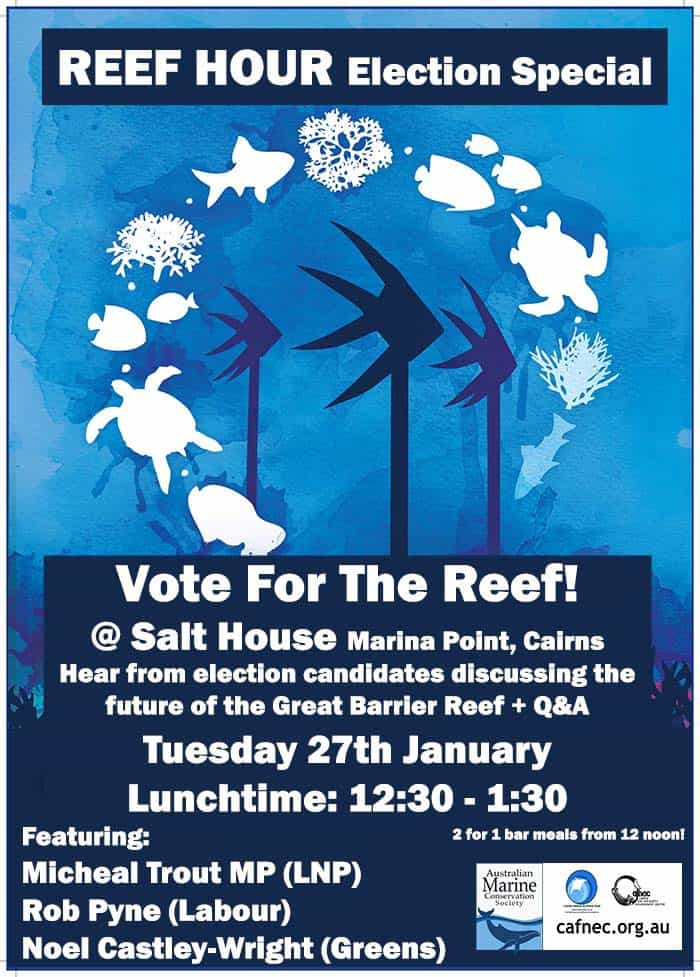 Reef Hour Election Special Cafnec