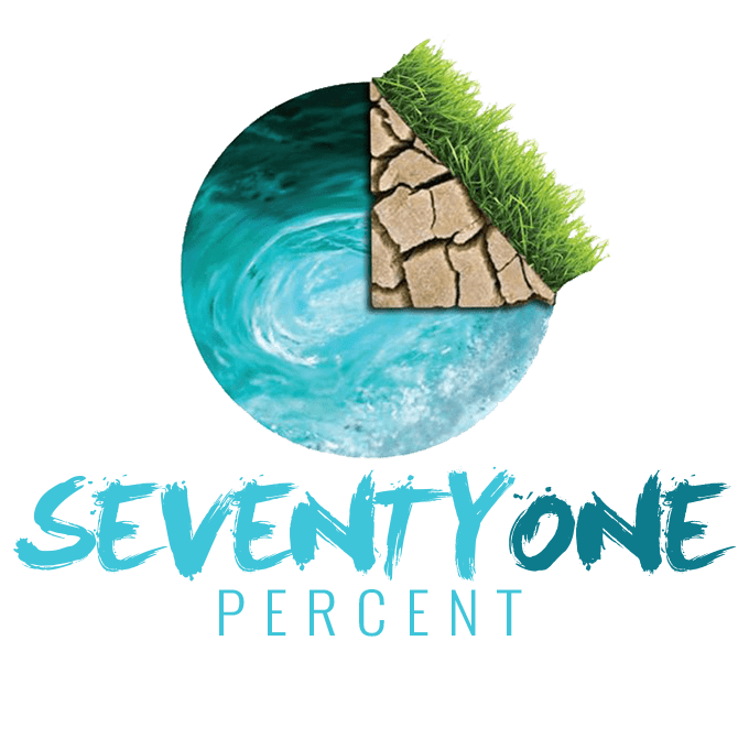Seventy One Percent – marine conservation themed art exhibition