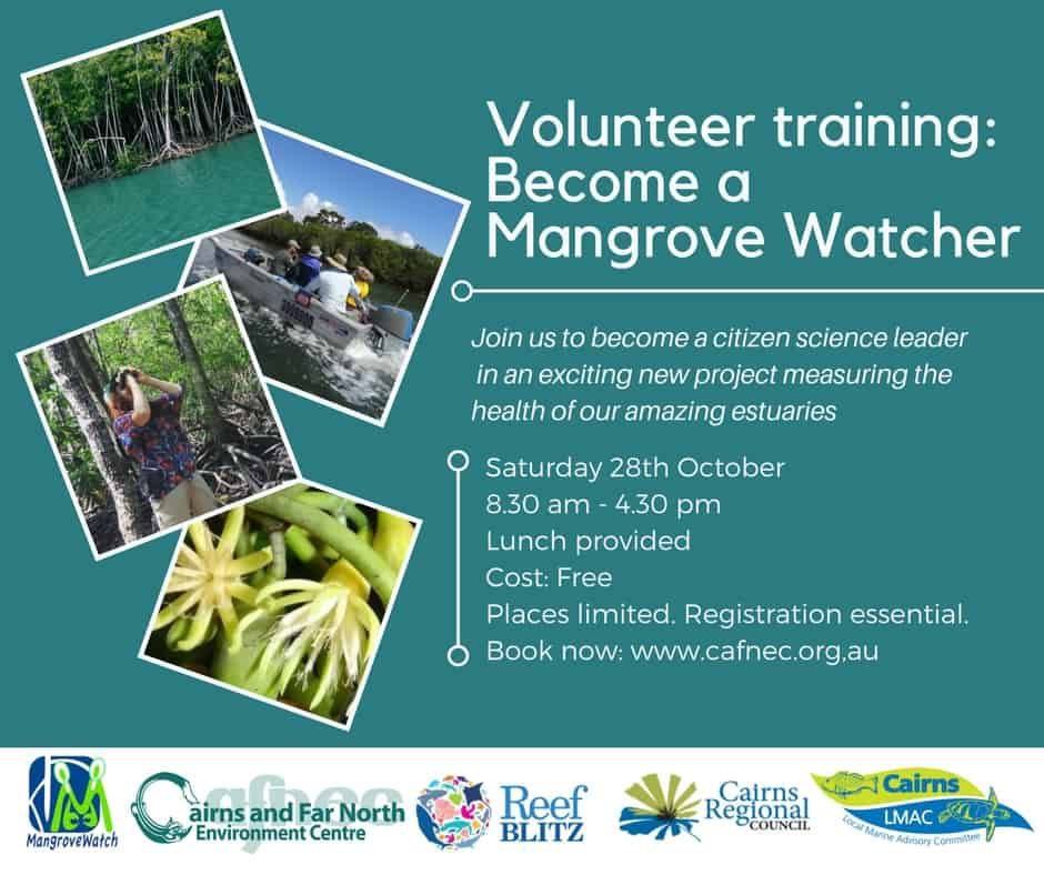 MangroveWatch Cairns Volunteer Training
